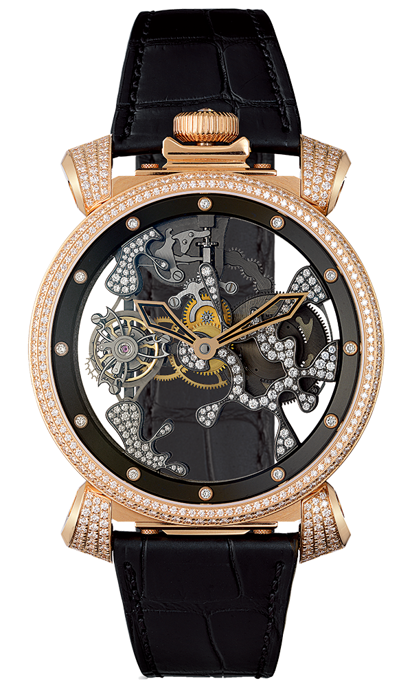 Quirky Tourbillon TBRG GOLD