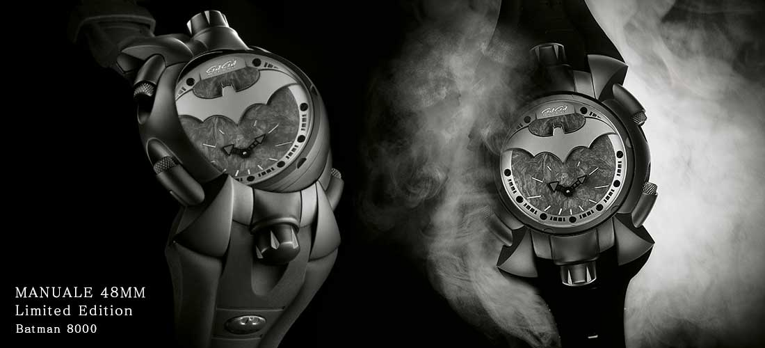 ガガミラノ GaGa MILANO バットマン Batman