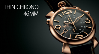 THIN CHRONO 46MM